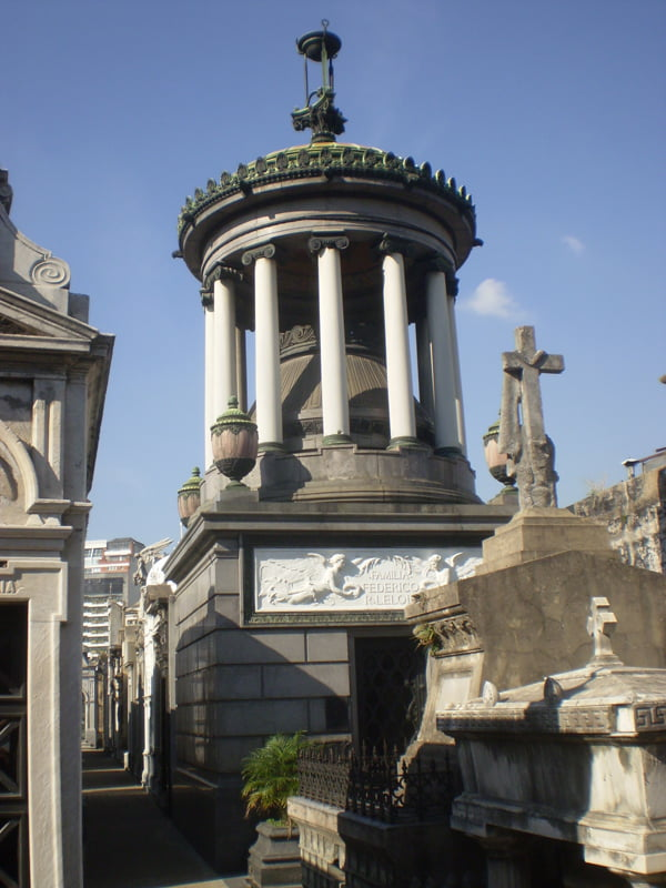 Turismo de Recoleta en Buenos Aires