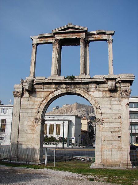 Turismo en Atenas