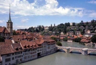 Turismo en Berna
