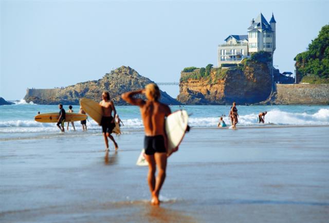Turismo en Biarritz