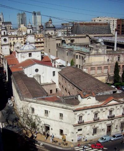 Manzana de las Luces – Buenos Aires