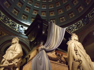 Turismo en Buenos Aires - Mausoleo de San Martin