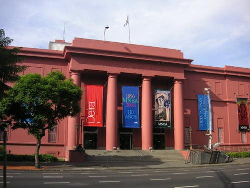 Turismo en Buenos Aires - Museo Nacional de Bellas Artes