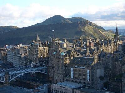 Turismo en Edimburgo
