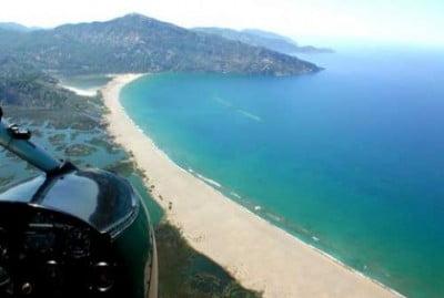 Turismo en Iztuzu Beach