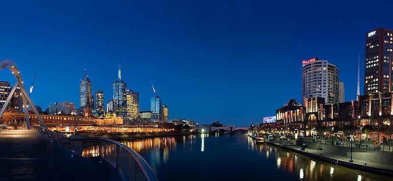 Turismo en Melbourne