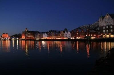 Turismo en Noruega