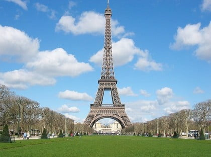 Turismo en París