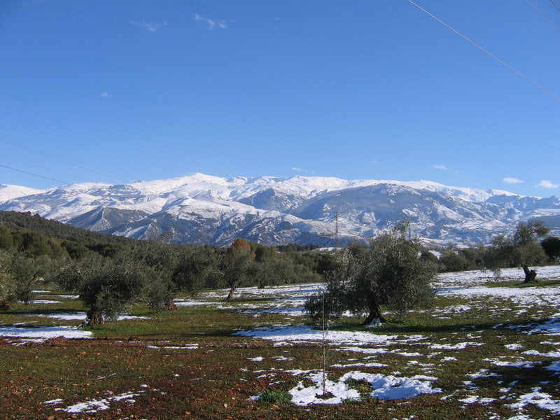 Turismo en Sierra Nevada