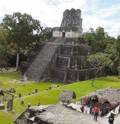 Turismo en Tikal