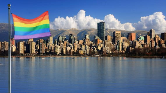 Ομοφυλοφιλικός τουρισμός στο Βανκούβερ του Καναδά