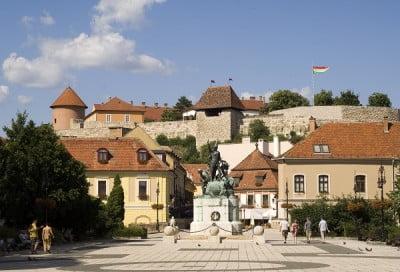 Turismo por Hungría