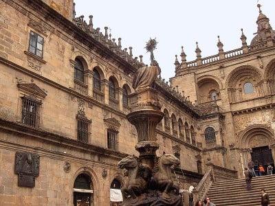 Turismo por Santiago de Compostela