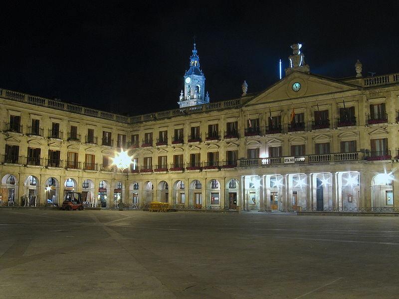 Turismo por Vitoria
