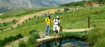 Turismo verde Sierra Nevada