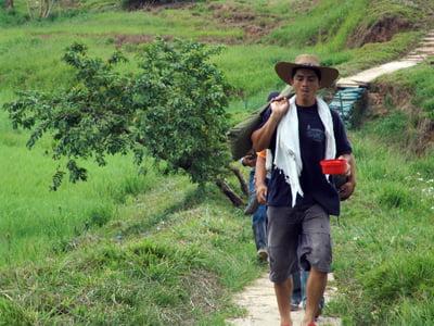 Turismo verde en El Amazonas