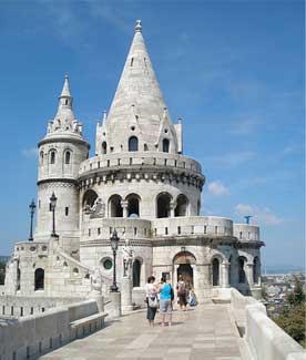Una torre del Bastion