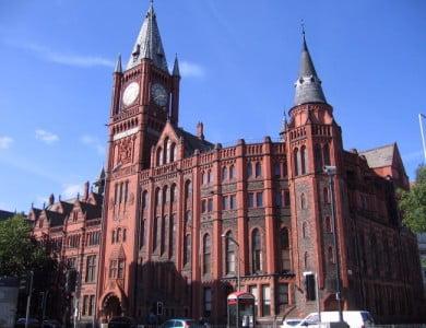 Universidad de Liverpool-Inglaterra