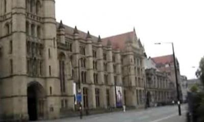 Universidad de Manchester extensión