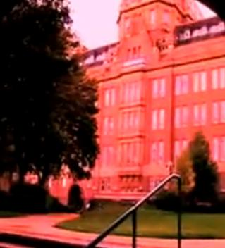 Universidad de Manchester interior