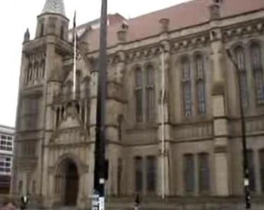 Universidad de Manchester principal