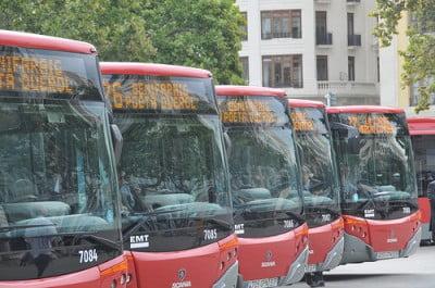 Autobuses urbanos de Valencia