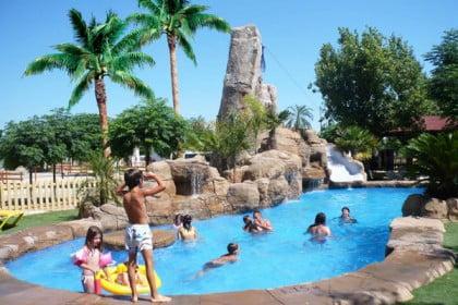 Vacaciones con niños en España