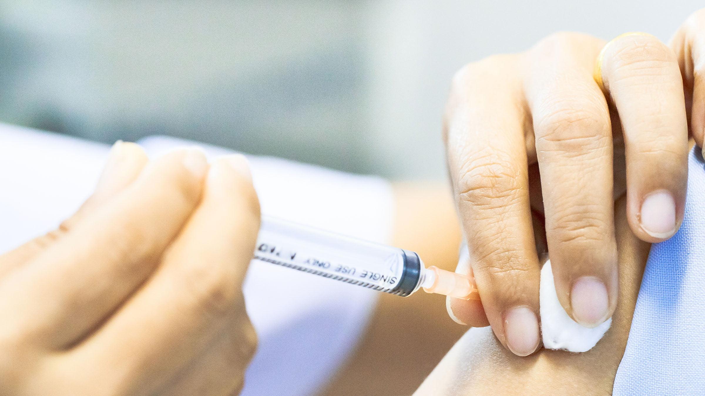 Vacun contra la fiebre amarilla