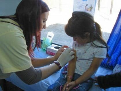 Vacunas para viaje a Sudáfrica