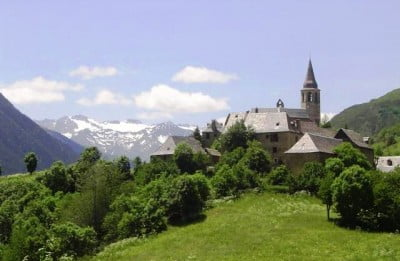 Valles de Los Pirineos