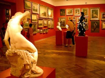 Ver Buenos Aires - Museo Bellas Artes