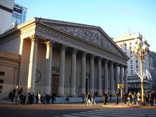 Ver fotos de Buenos Aires - Fachada Catedral Metropolitana