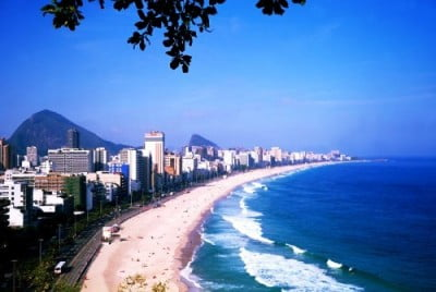 Verano en Brasil