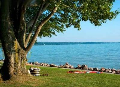 Verano en Lago Balaton