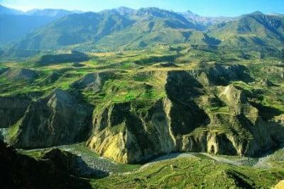 Viajar a Arequipa