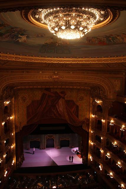 Viajar a Argentina - Teatro Colon de Buenos Aires