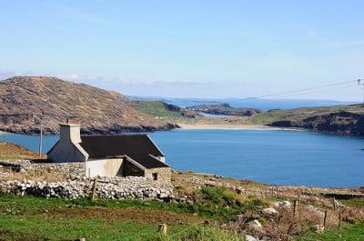 Viajar a Barleycove en Irlanda