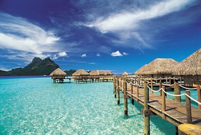 Viajar a Bora Bora