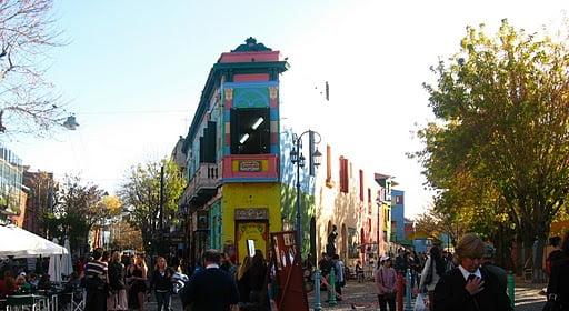 Viajar a Buenos Aires Caminito