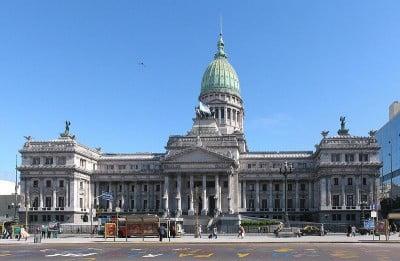 Viajar a Buenos Aires - Congreso Nacional