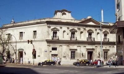 Viajar a Buenos - Aires Manzana de las Luces