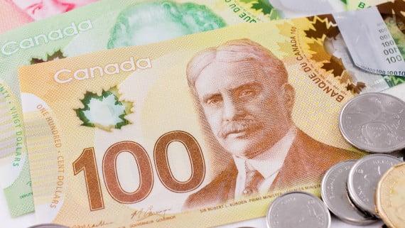 カナダに旅行するための金融ソルベンシー
