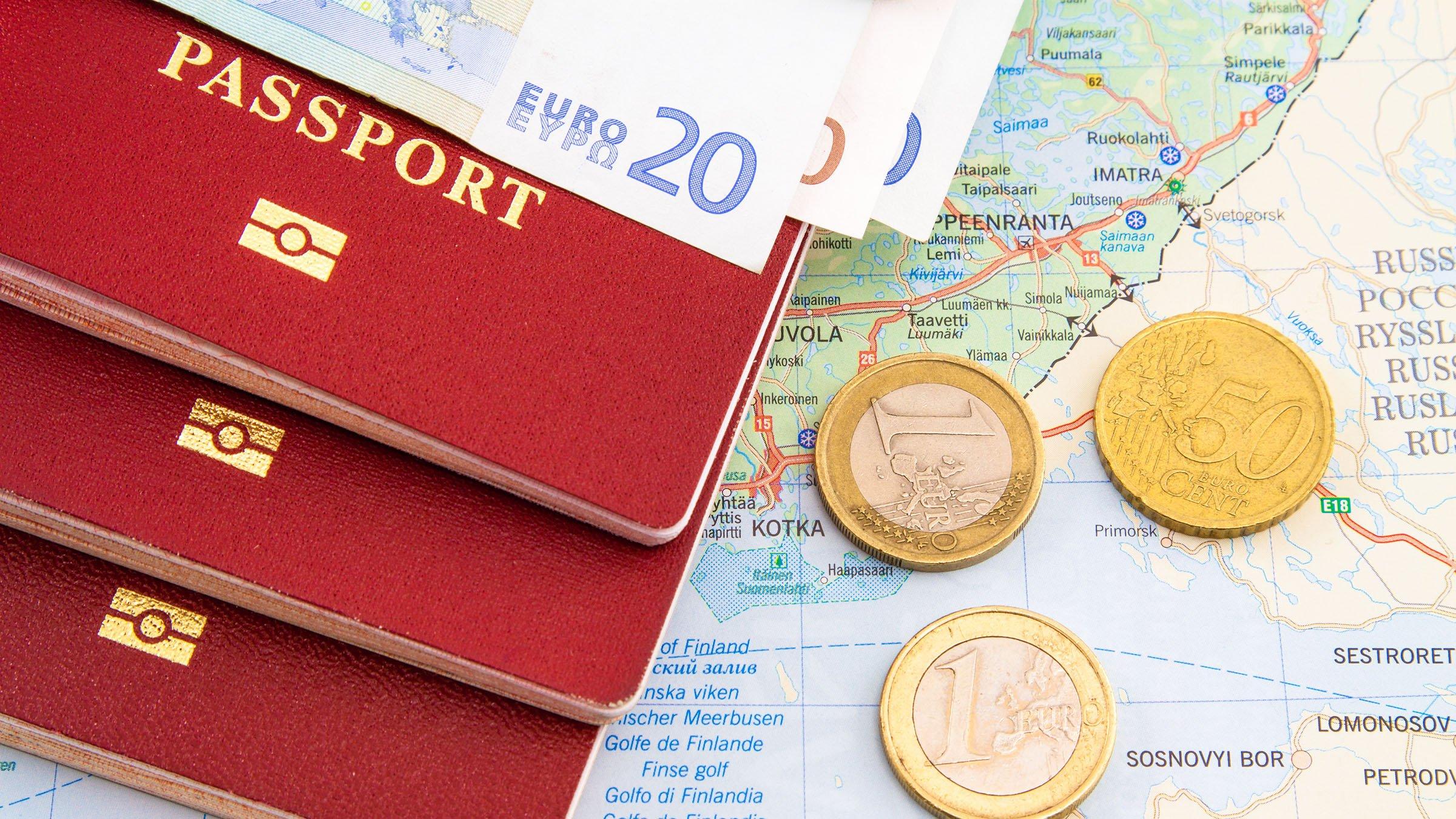 Viajar a espa a con pasaporte europeo - Viaje de novios espana ...
