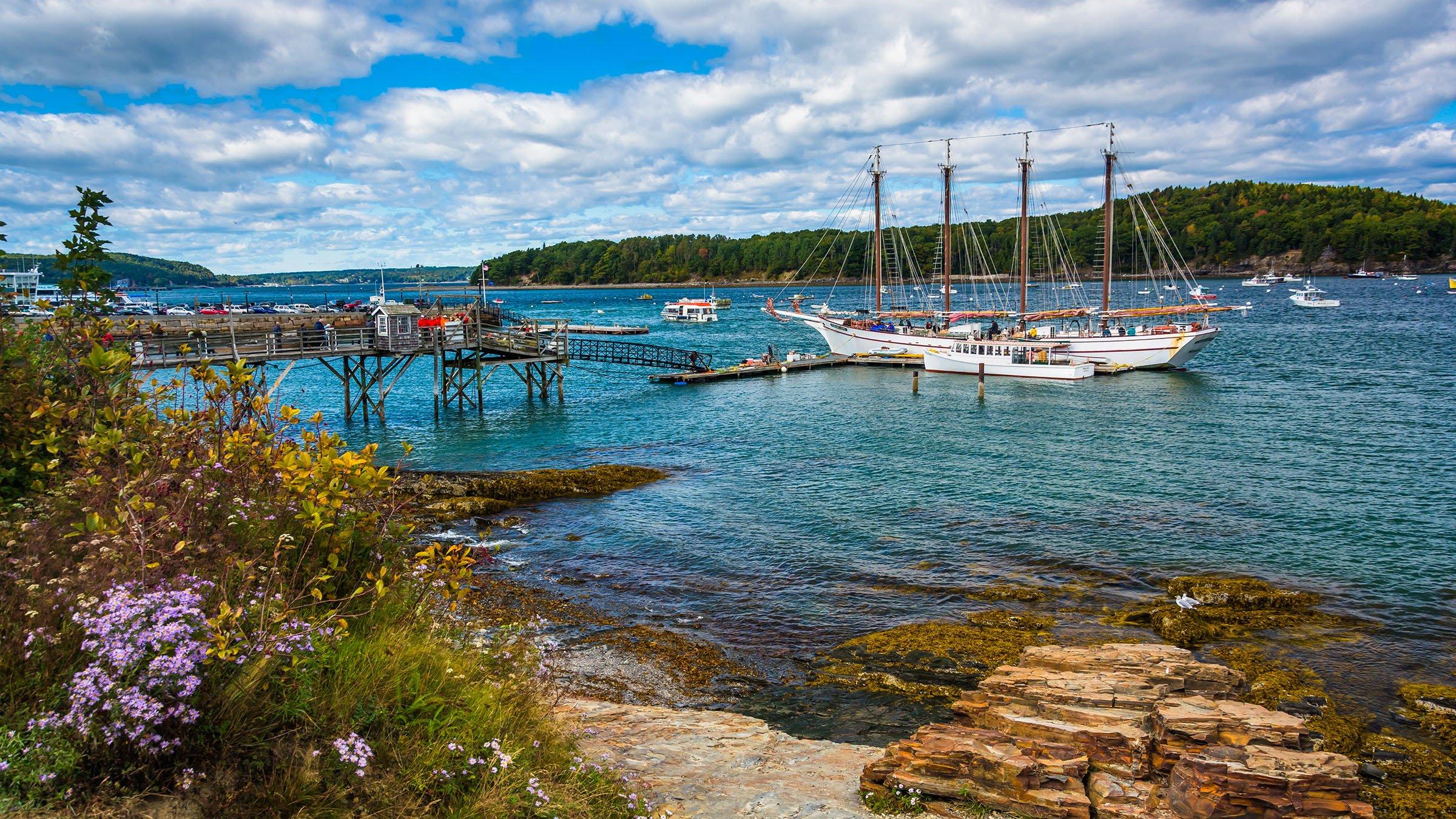 Turismo Verde Viaje A Maine Estados Unidos