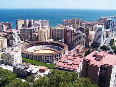 Viajar a Málaga