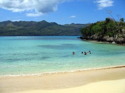 Las mejores playas del Caribe: Playa Rincón, República Dominicana