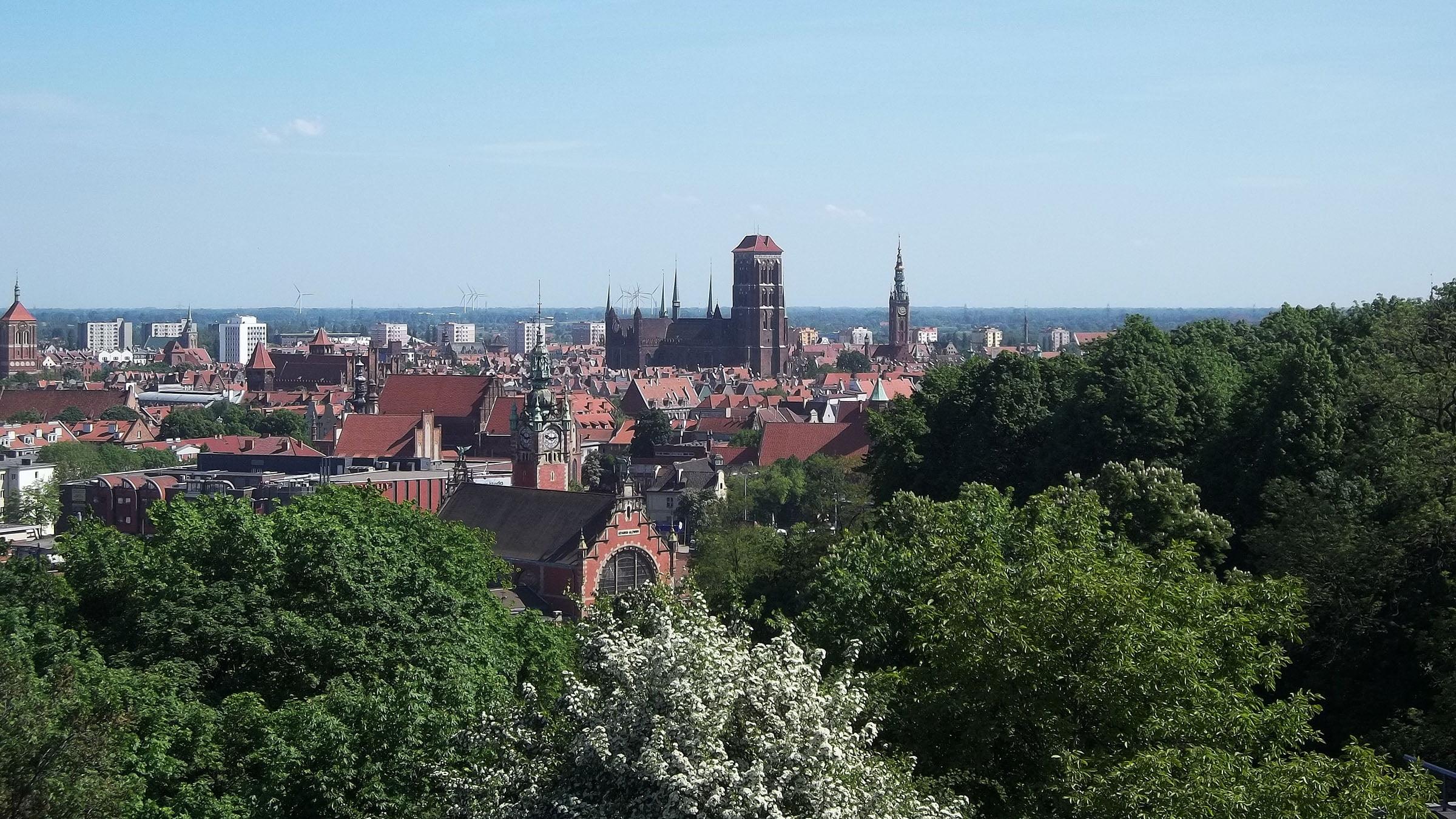 Viajar a Polonia