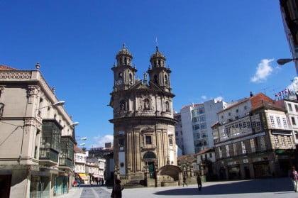 Viajar a Pontevedra