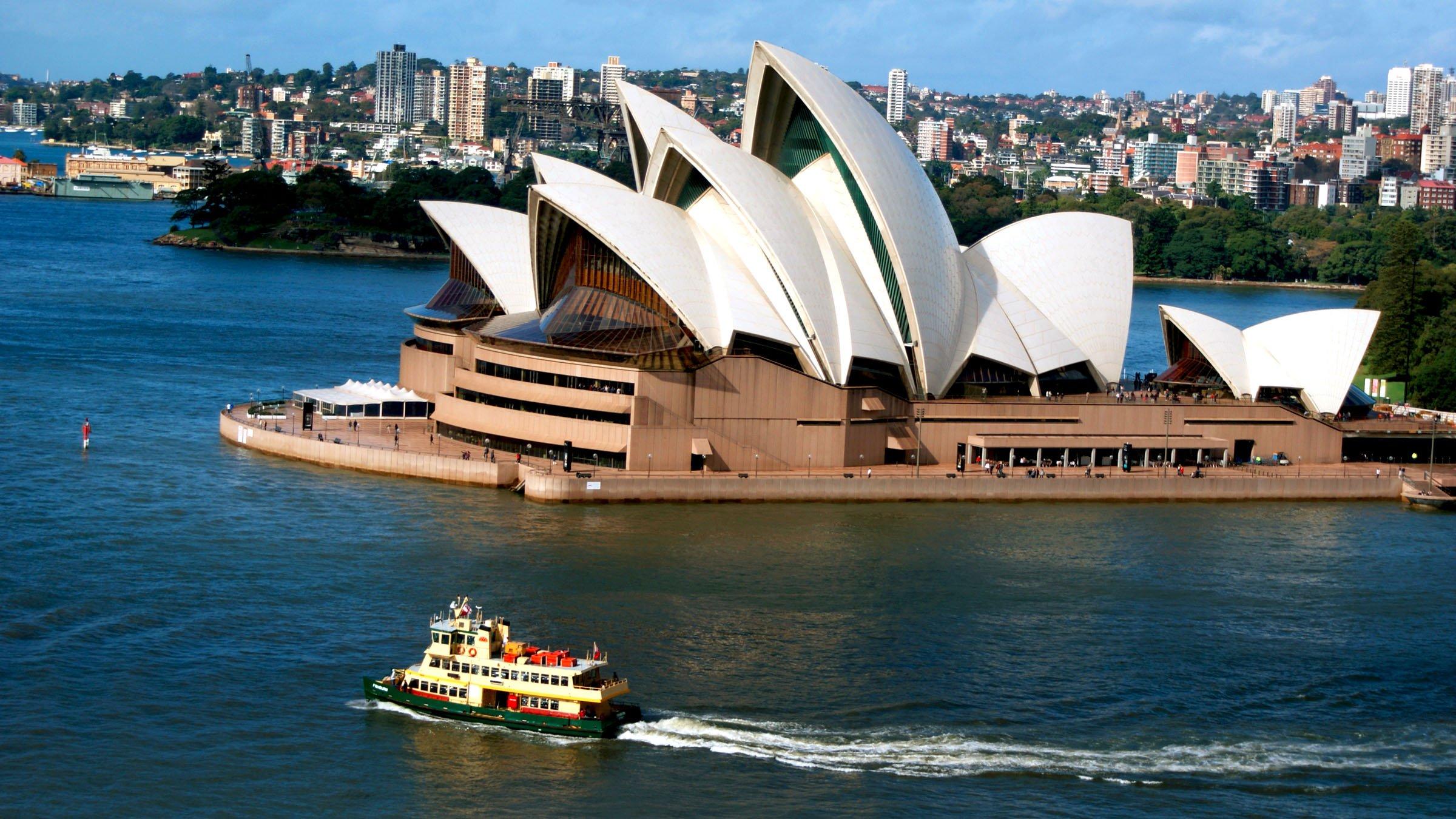 Viajar a  Sidney