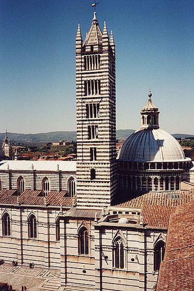 Viajar a Siena